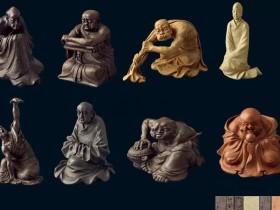 紫砂壶拍卖|徐秀棠紫砂雕塑《丑八怪》拍出145.6万元