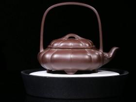 紫砂壶筋纹器