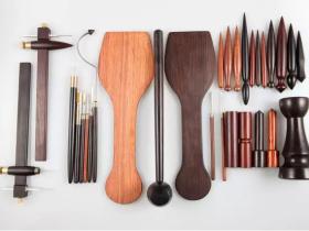 紫砂制作工具欣赏