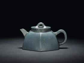 紫砂壶简洁的开壶法