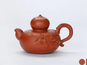 紫砂壶拍卖|汪寅仙制《大头壶》拍出97万元