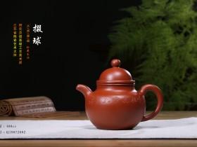 紫砂鉴赏丨束旦生·掇球壶