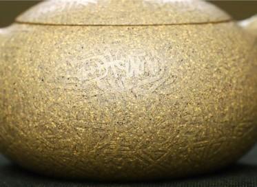 范菊英紫砂壶作品 本山段泥百福西施壶 260CC 国家级工艺美术师 范菊英紫砂壶价格,多少钱