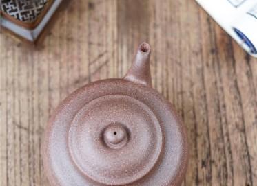 范彩勤紫砂壶作品 羊脂玉砂线韵宫灯壶260CC手制正品价格表