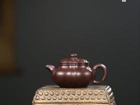 紫砂鉴赏丨吴小楣·葵仿古壶