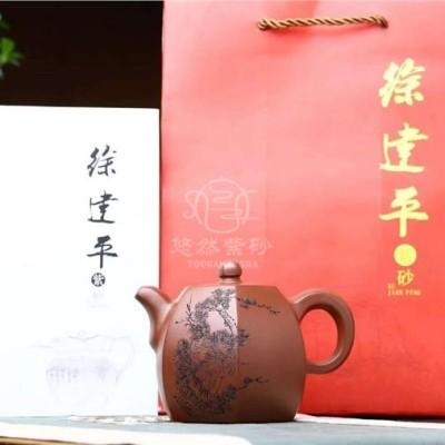 徐建平作品 六方井泉