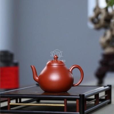 马辉作品 梨形壶