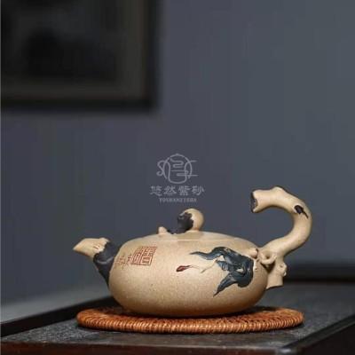 刘莹作品 唐羽寿桃