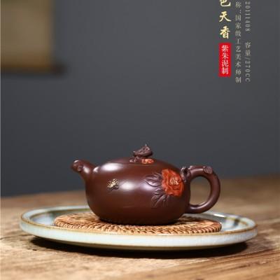 史宗娟作品 国色天香