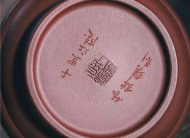 牟锦芬紫砂壶作品 原矿底槽清双线竹鼓壶420CC手制正品价格表