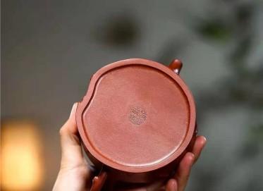 单志萍紫砂壶作品|原矿底槽清梅香壶380CC手工正品怎么样