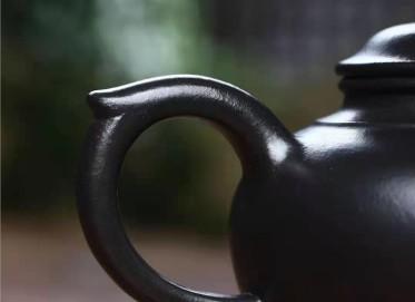 成梅英紫砂壶作品 石黄泥笑樱壶340CC手制正品多少钱