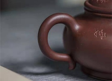 高俊紫砂壶作品|金林传砂溪水茗香壶330CC手制正品价位