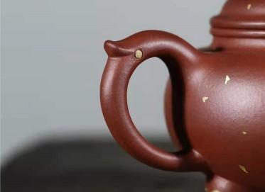 王玉芳紫砂壶作品|原矿底槽清岁月风华壶320CC手制真品价位