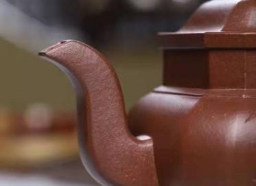 李霓紫砂壶作品|原矿底槽清高八方壶450CC全手工正品价格表