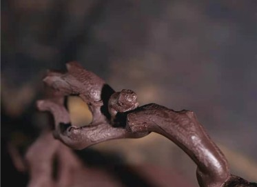 牟锦芬紫砂壶作品|原矿底槽清其乐融融壶330CC纯手工正品价位