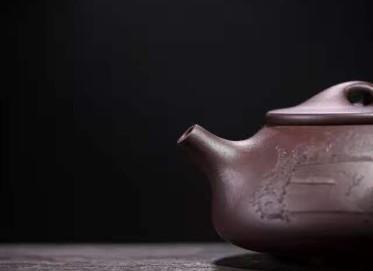 韩惠琴紫砂壶作品|原矿紫泥满瓢壶440CC纯手工真品价位