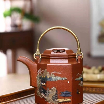 刘莹作品 六方洋桶