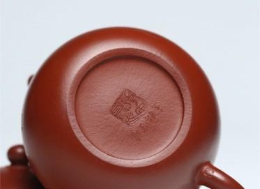 马晨紫砂壶作品|原矿大红袍西施壶250CC全手工正品怎么样