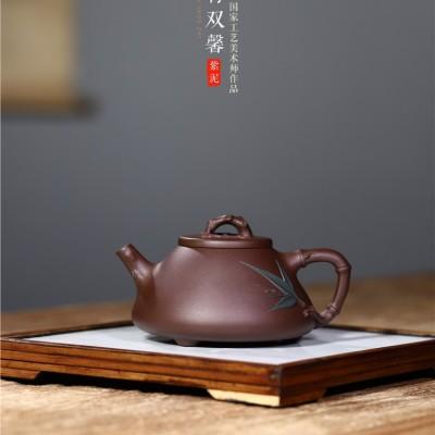 韩洪波作品 梅竹双馨
