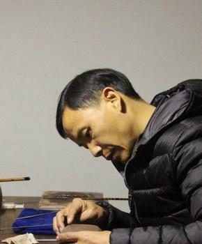 紫砂壶工艺师高建伟名家照片