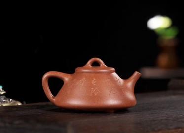 柯俊芬紫砂壶作品 子冶石瓢壶 原矿降坡泥 260cc  工艺美术师 柯俊芬紫砂壶价格,多少钱