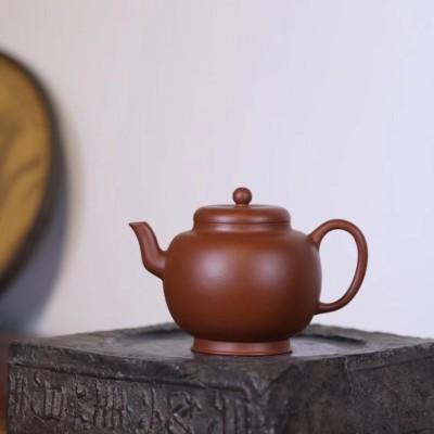 刘景涛作品 宫灯壶