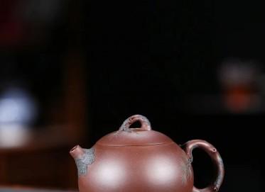 杨军保紫砂壶作品 松竹梅壶 紫泥 220cc  工艺美术师 杨军保紫砂壶价格,多少钱