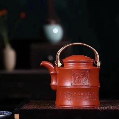 杨军保作品 竹节洋桶
