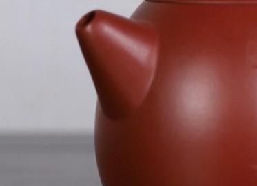 李群紫砂壶作品 龙蛋壶 大红袍 150cc 龙旦 民间艺人 李群紫砂壶价格,多少钱
