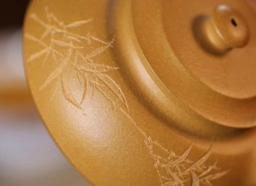 陈顺根紫砂壶作品 和合壶 原矿黄金段泥 170cc  高级工艺美术师 陈顺根紫砂壶价格,多少钱