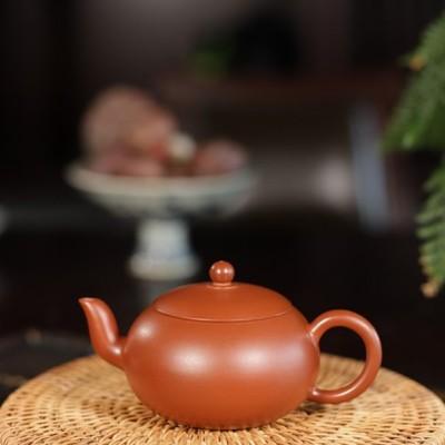 悠然紫砂作品 孟臣壶