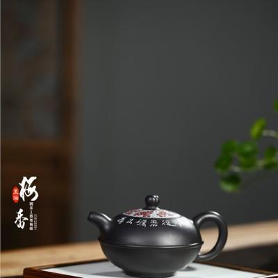 尹优群作品 梅香