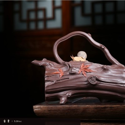 张剑作品 枫韵紫秋