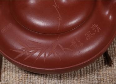 葛岳纯紫砂壶作品 线圆壶 清水泥 200CC 研究员级高级工艺美术师 线圆紫砂壶价格,多少钱