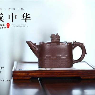 崔乐作品 威威中华