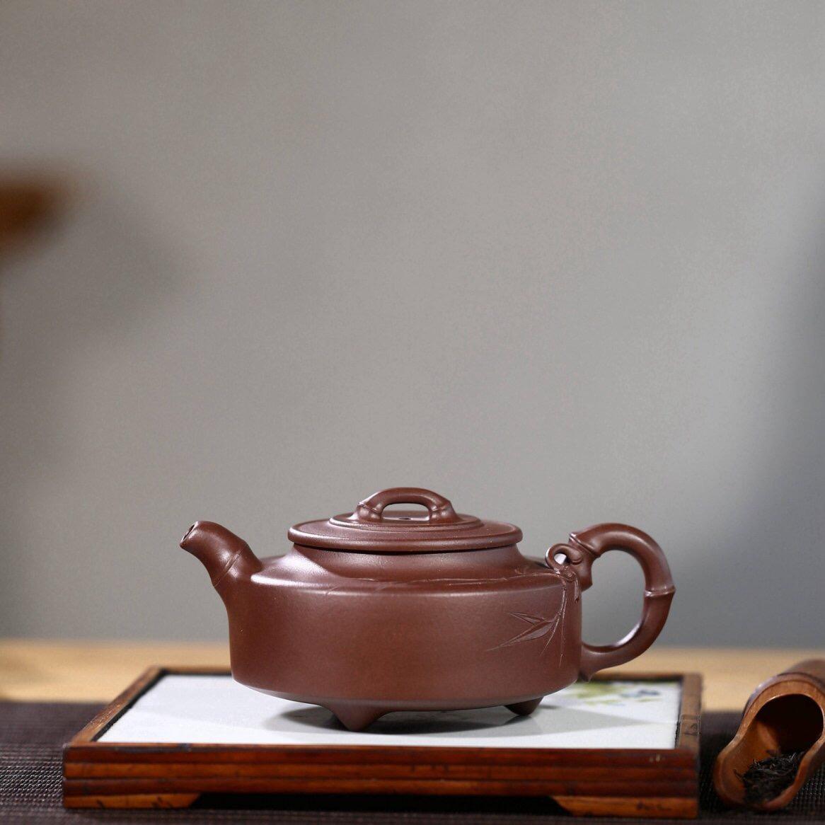 紫砂壶泡茶的优点