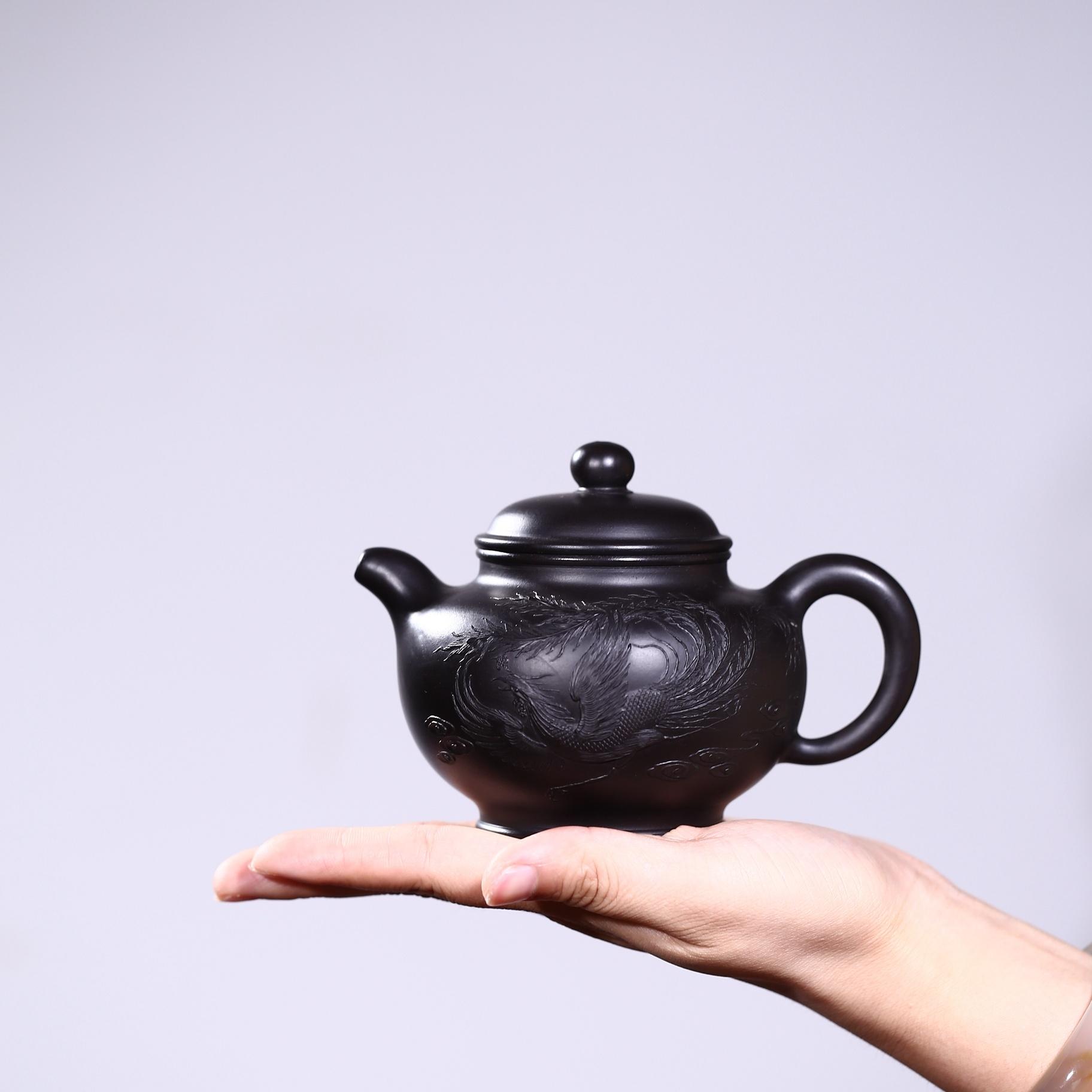 紫砂焐灰壶是什么及其特点