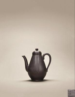 焐灰紫砂壶的详解