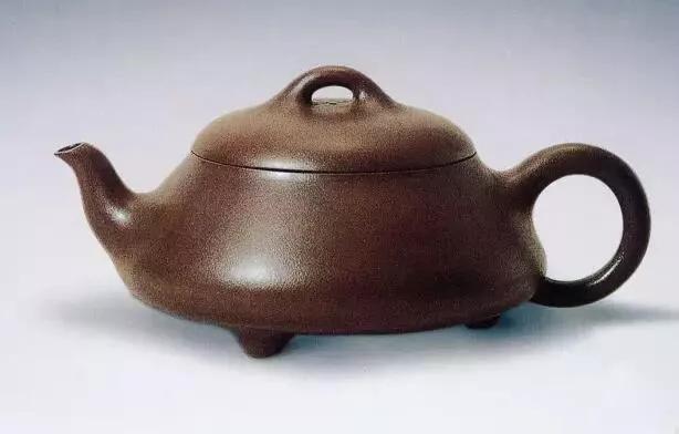 紫砂壶壶中百变石瓢壶的由来