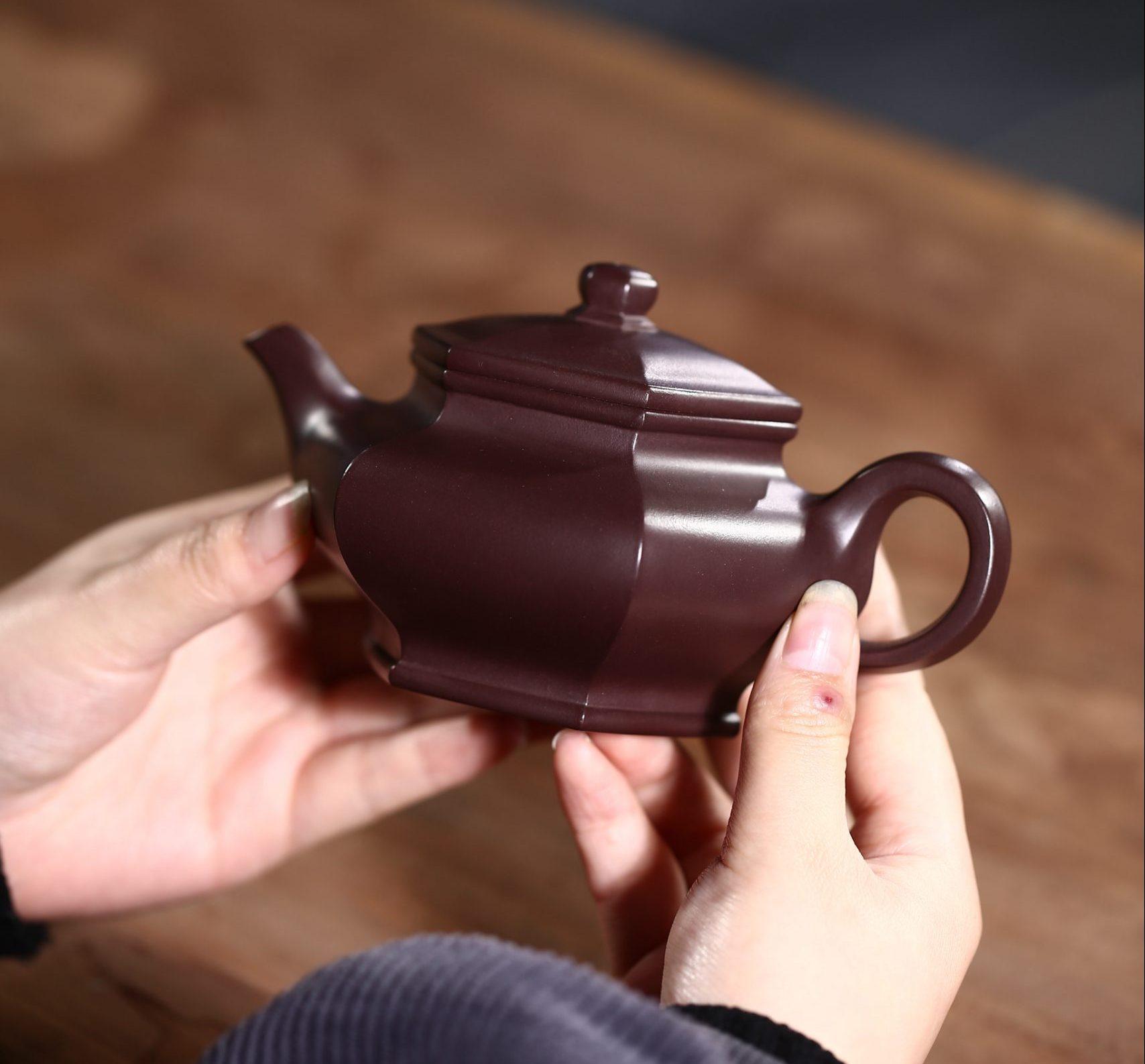 几十块几百块的紫砂壶能不能用