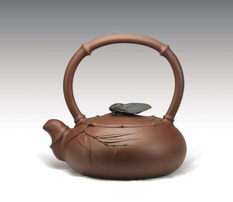 紫砂壶泡茶七优点