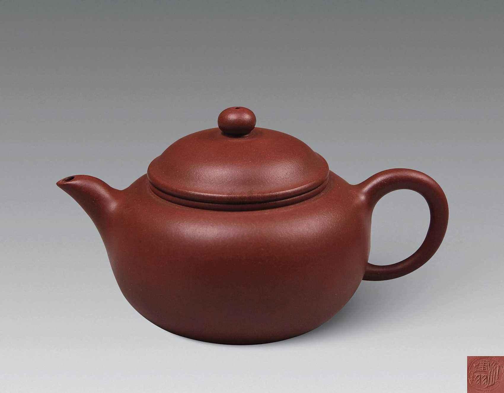 紫砂壶历史和起源传说