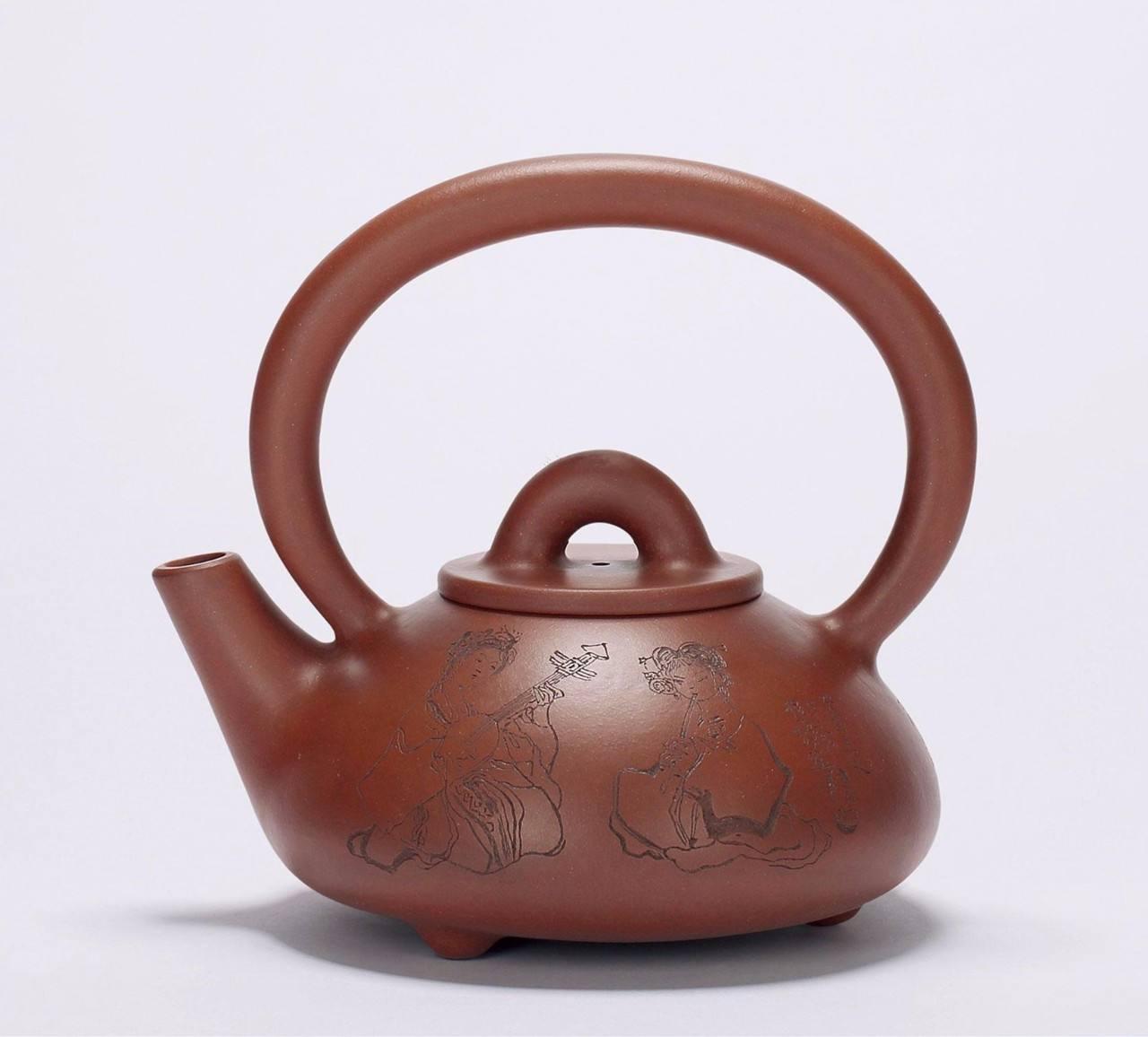 紫砂壶的壶口和壶盖有什么讲究?