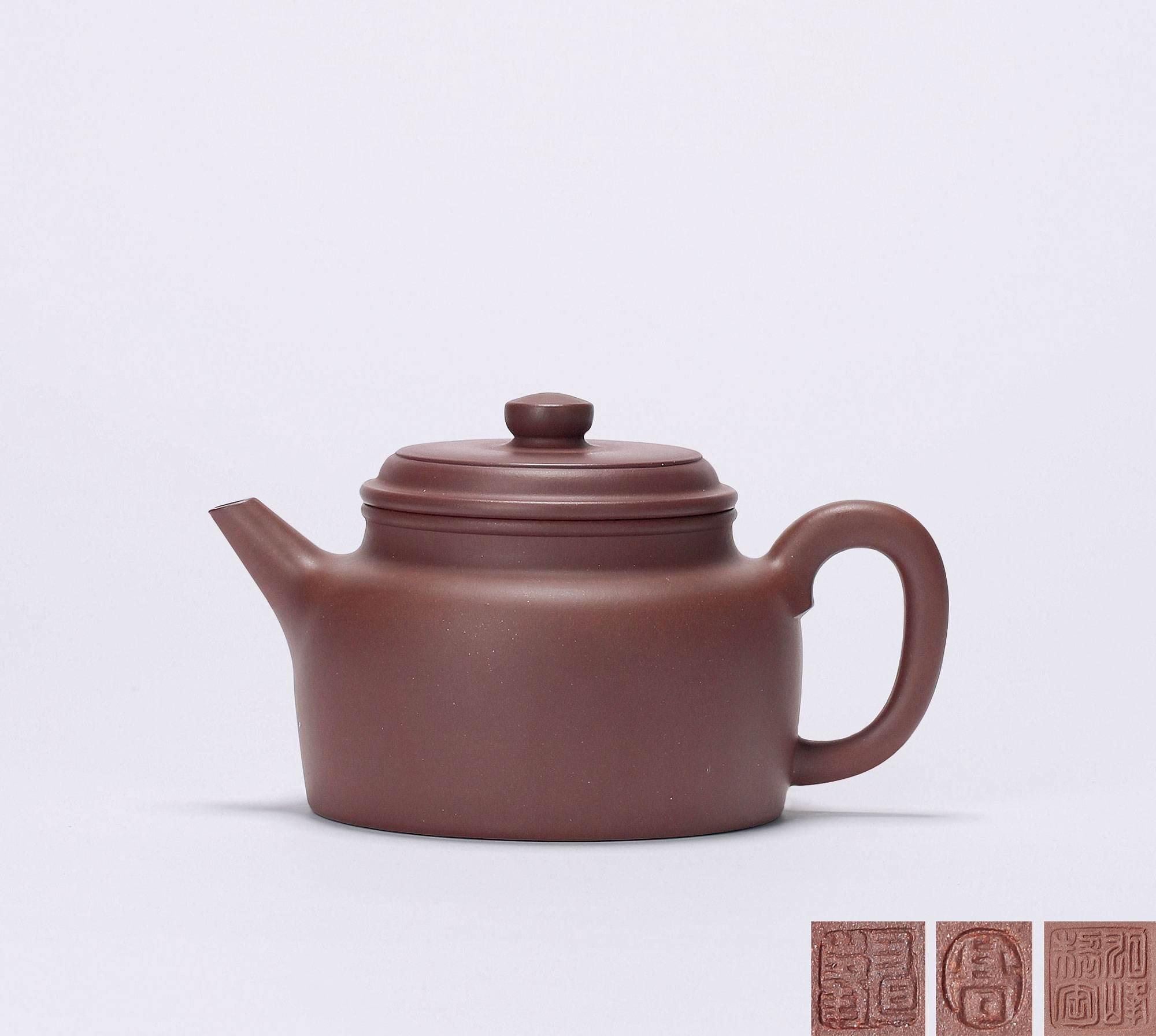 为什么紫砂壶开壶后表面出现一层白雾?