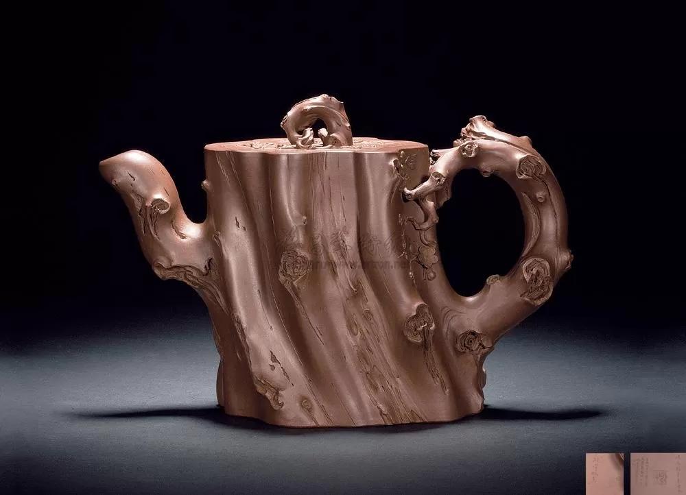 紫砂壶拍卖|陈国良《梅椿壶》拍出172.5万高价