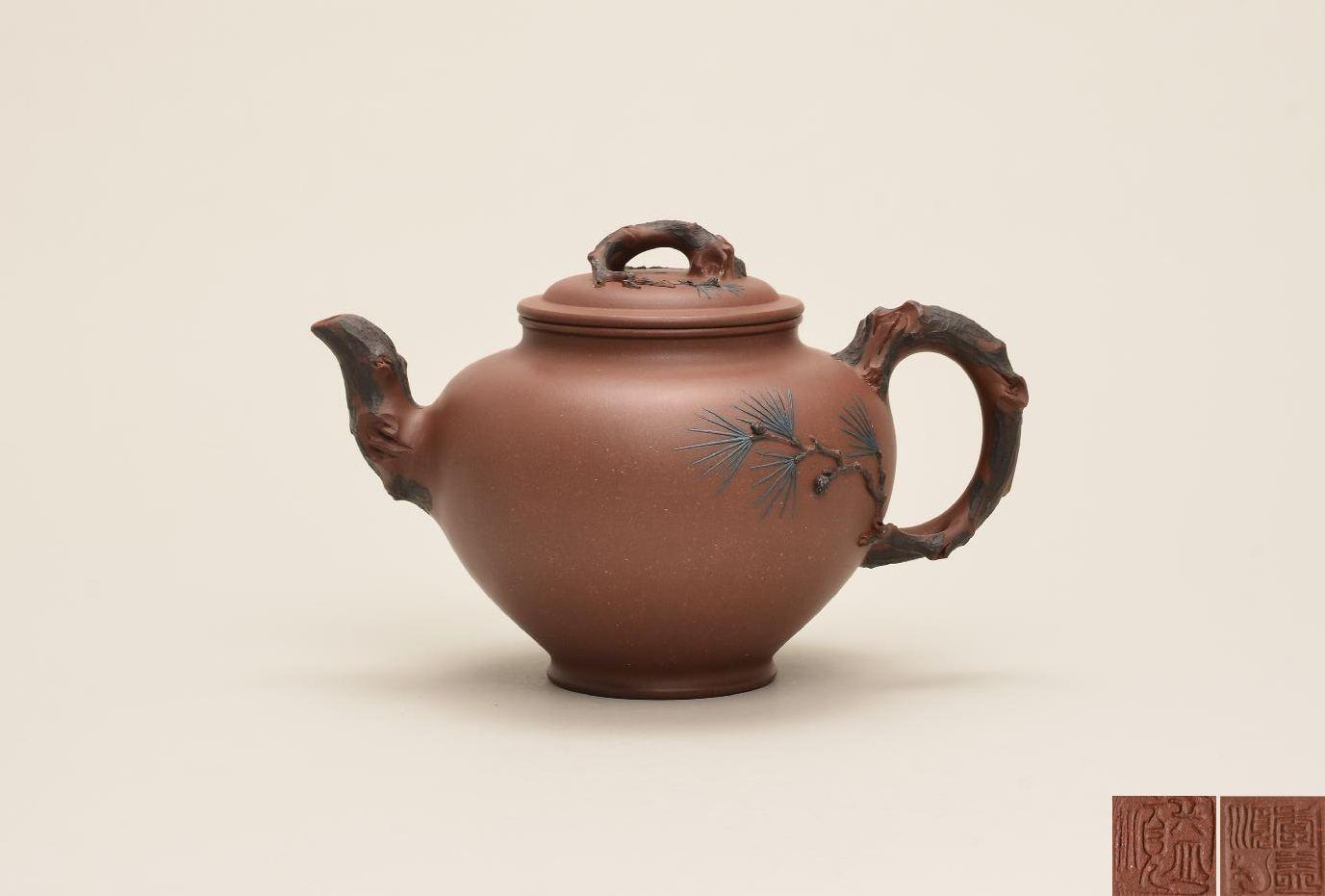 紫砂壶上有了茶垢该怎么处理!