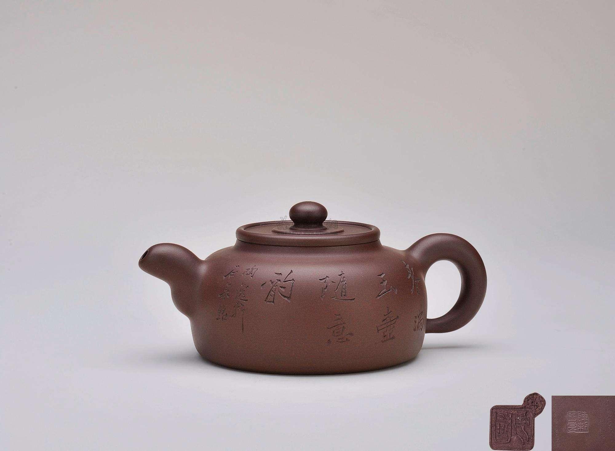 宜兴工艺美术师分享养壶方法