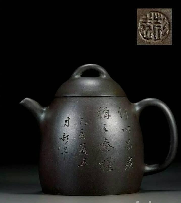 紫砂焐灰:源于遗憾的艺术