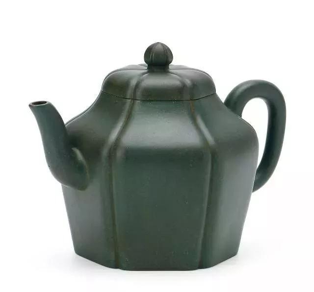 民国绿紫砂壶到底是不是化工壶?